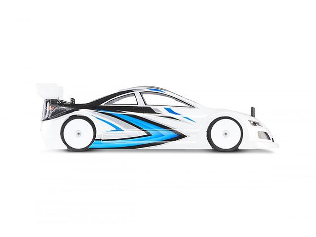 YURUGIX YBX-0410-07 TYPHOON(タイフーン) EPツーリングカー用ボディー【ウルトラライト/0.7mm】