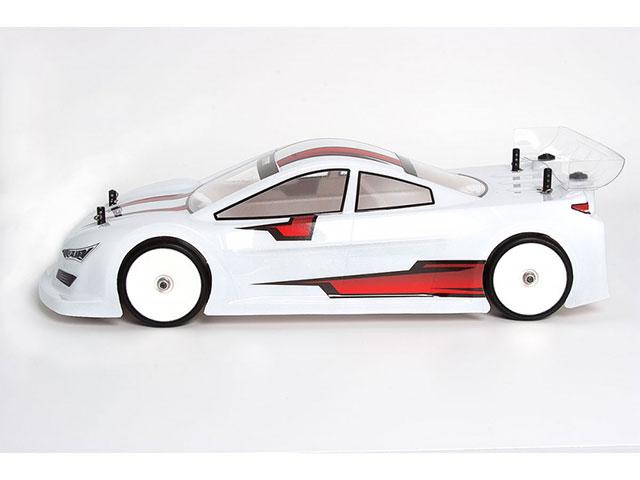 YURUGIX YBX-0412-07  HURRDICANE(ハリケーン) EPツーリングカー用ボディー【ウルトラライト】