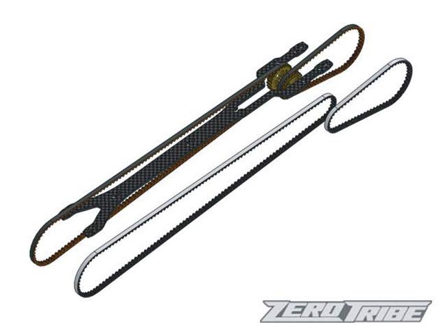 ZEROTRIBE ZT1062 ストックコンバージョンキット(YOKOMO BD9用)