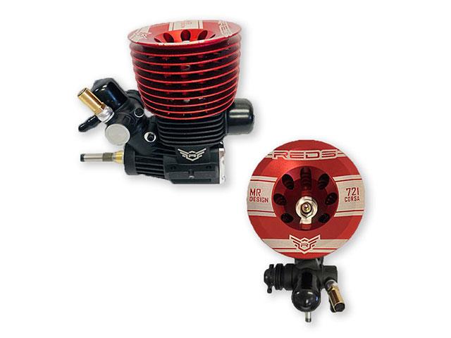REDS ENBU0023 721 S CORSA(コルサ)1/8バギーエンジン