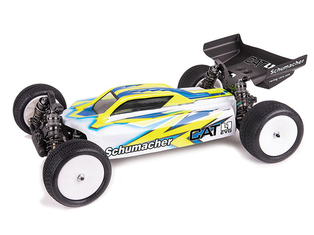 Schumacher  K183 Schumacher CAT L1 EVO 4WDバギーキット
