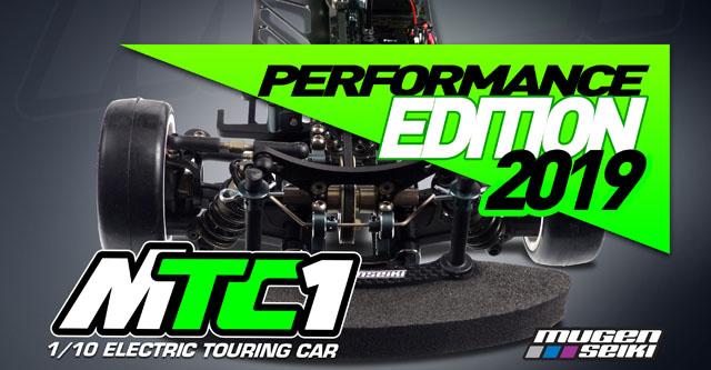 MUGEN A2001-A MTC1 1/10 電動ツーリングカーシャーシキット(パフォーマンスエディション2019)