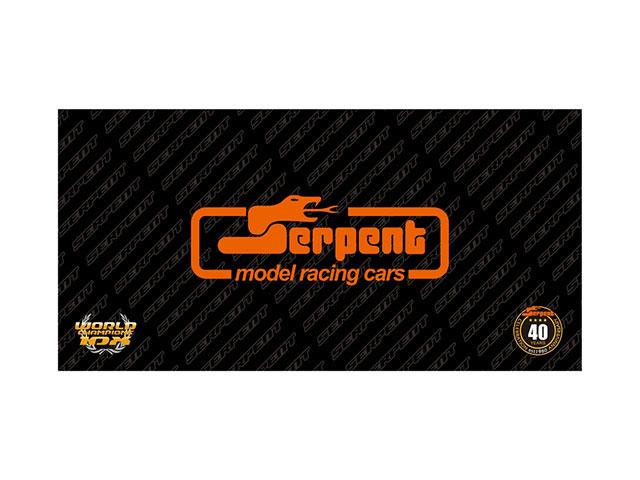 SERPENT 1904# SERPENT ピットマット【120x60cm】