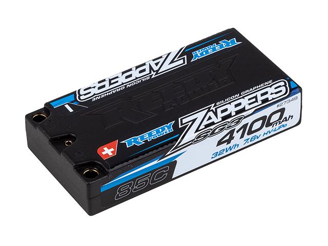 ASSOCIATED 27349 REEDY Zappers SG3 4100mAh 85C 7.6V LCG Li-Poバッテリー