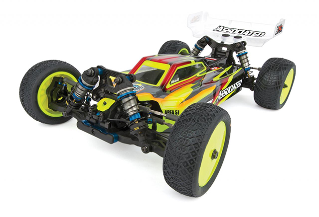 ASSOCIATED 90028 RC10B74.1D Team Kit