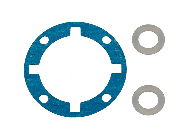 ASSOCIATED 92133 RC10B74 Differential Gasket and O-rings