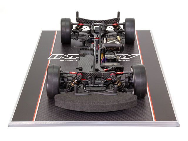 INFINITY A0080V INFINITYチームセッティングボード(縦向き/300x440mm)