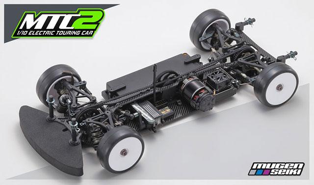 MUGEN A2003-A MTC2 EPツーリングカーキット【アルミシャーシ仕様】