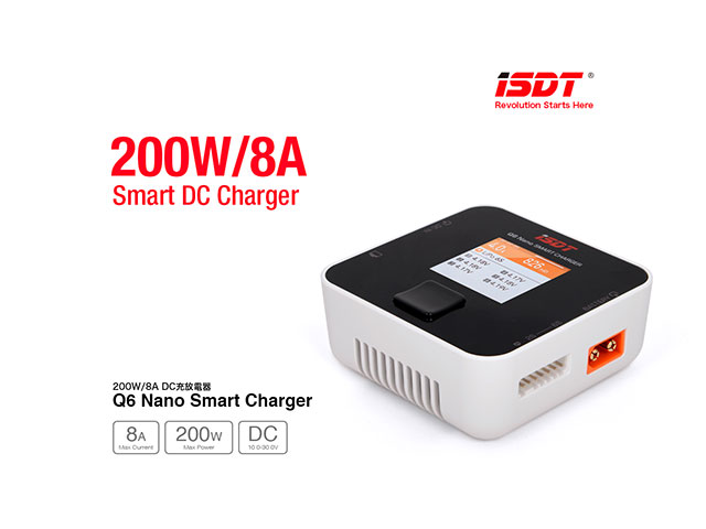 G-FORCE GDT114 ISDT Q6 Nano DC Smart Charger
