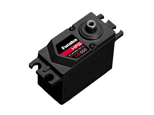 FUTABA 00107250-3 HPS-CB500サーボ【1/8GPバギー/カー用】