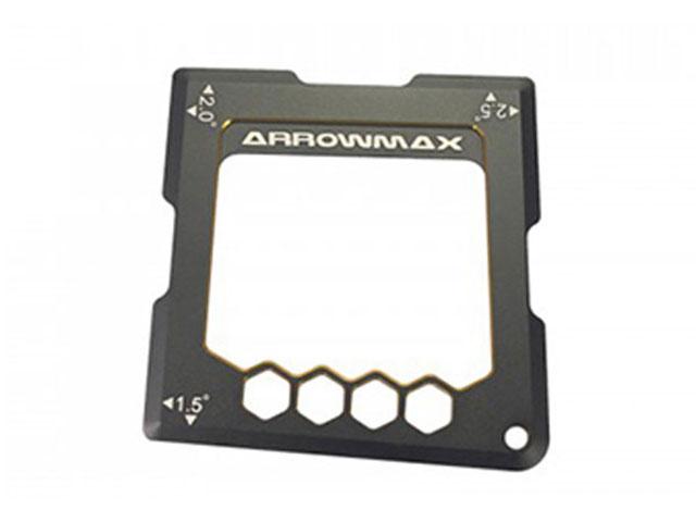 ARROWMAX AM-171006 クイックキャンバーゲージ 1/10用