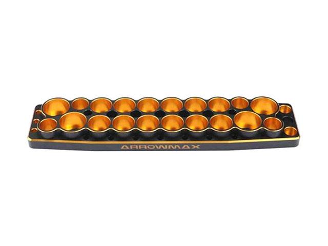 ARROWMAX AM-171094 アローマックス ツールベース V2【ブラック/ゴールド】