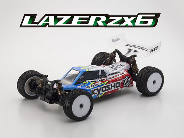 KYOSHO 30046 レーザー ZX-6 4WD KIT