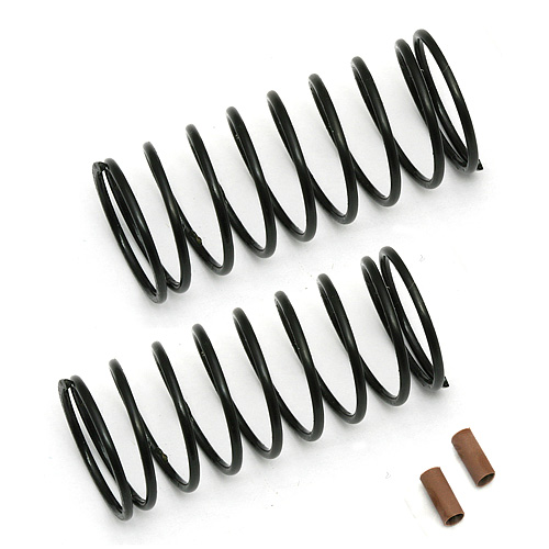 ASSOCIATED 91325 FT 12 mm Front Springs, brown, 2.85 lb/in