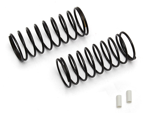ASSOCIATED 91328 FT 12 mm Front Springs, white, 3.30 lb/in