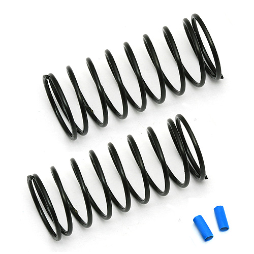 ASSOCIATED 91330 FT 12 mm Front Springs, blue, 3.60 lb/in