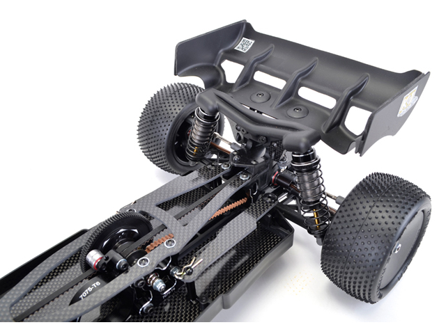 Schumacher K147 Schumacher CAT K1 Aero for 1/10 4WD EPバギー