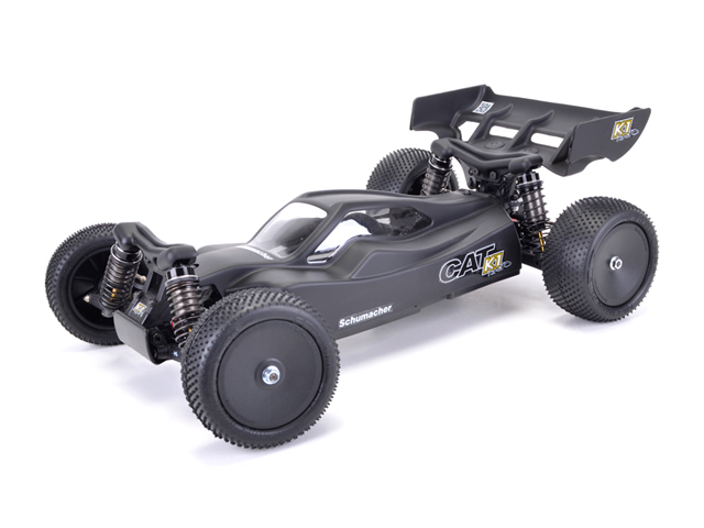 Schumacher K147 Schumacher CAT K1 Aero for 1/10 2WD EPバギー