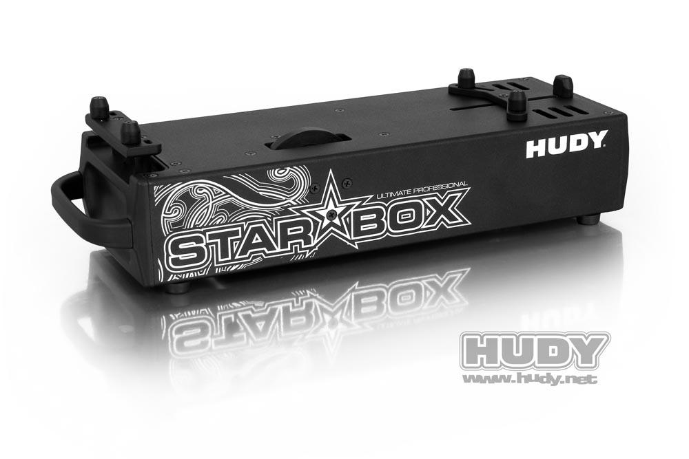 HUDY 104400 HUDY スターターボックス STAR☆BOX 【1/10・1/8・GPオンロード用】