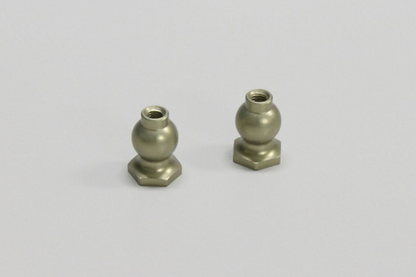 KYOSHO IF463H 7.8mm 座付ハードボール (2pcs/IF56)