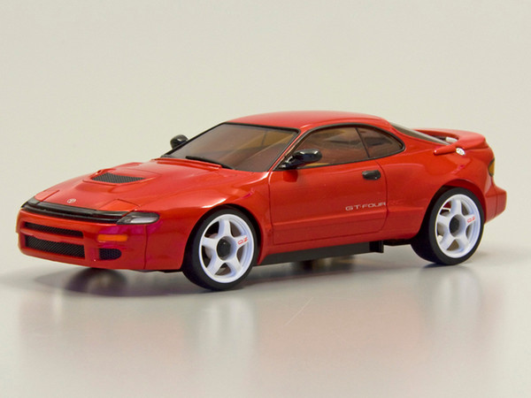 KYOSHO MZP418R ASC MA-010 トヨタ セリカ GT-FOUR レッド