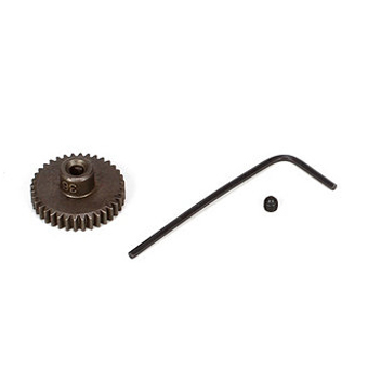 TEAM LOSI LOS4136 48 Pitch Pinion Gear 36T