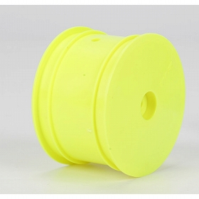 TEAM LOSI TLR7101 Rear Wheel Yellow (2): 22