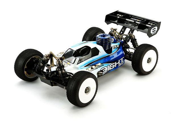 TEAM LOSI TLR04000 8IGHT (エイト) 3.0 レーシング 4WD バギーキット