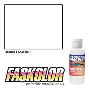 FASKOLOR 40000 ファスカラー ホワイト[STANDARD]