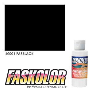FASKOLOR 40001 ファスカラー ブラック[STANDARD]