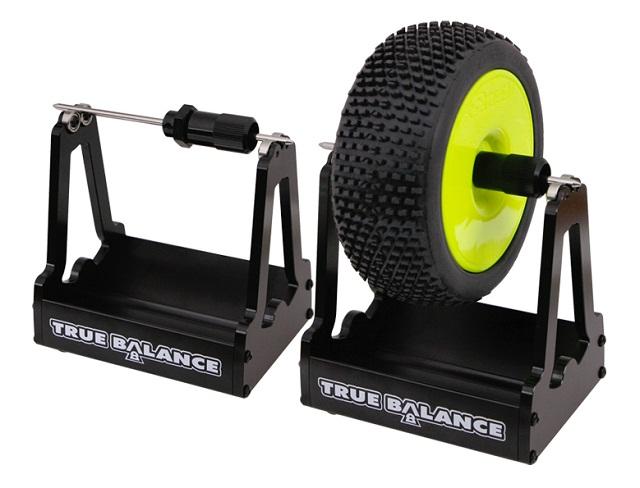 Muchmore MM-BWBK 1:8バギーホイルバランサー