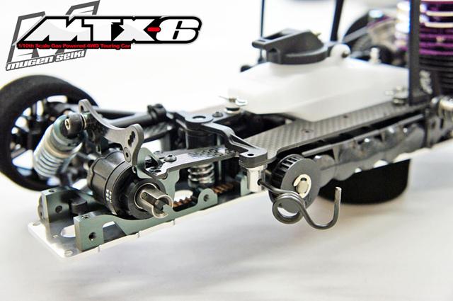MUGEN T2003 MTX-6 シャーシキット