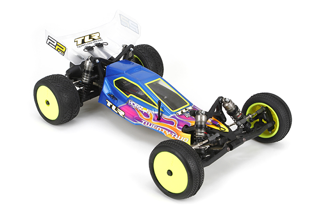 TEAM LOSI TLR03002 22 (トゥエンティートゥー) 2.0 レーシング 2WD バギーキット